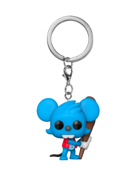 Pocket Pop! Keychain - The Simpsons - Itchy