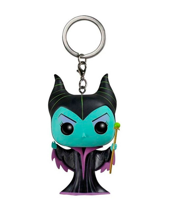 Pocket Pop! Keychain - Disney - Maleficent