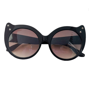 Lentes Cat-eye Oversized