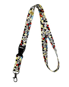 Lanyard Disney - Minnie & Mickey Mouse