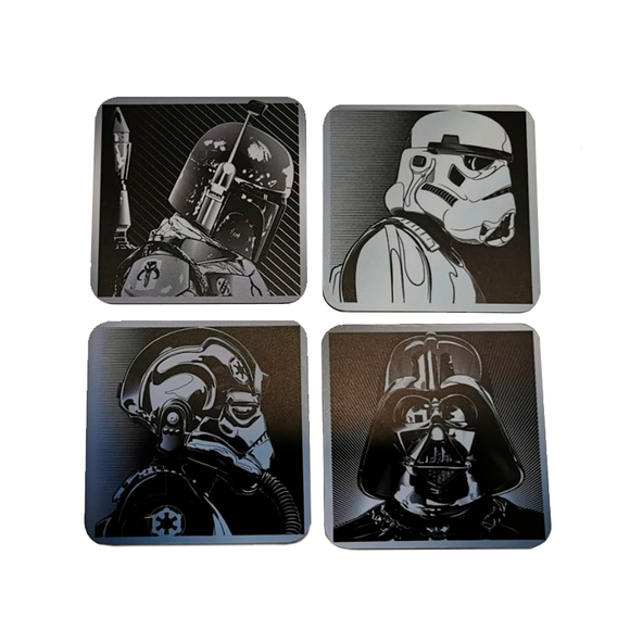 Pack Posavasos Star Wars