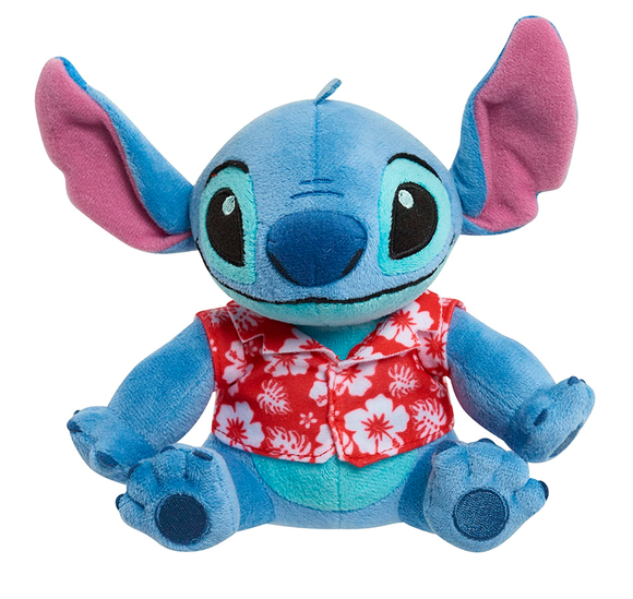 Peluche Disney - Hawaii Stitch (15 cm de alto)