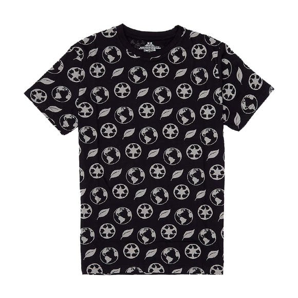 Polo Unisex Earth Symbols Recycled (Talla S y M)