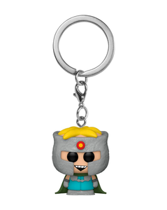 Pocket Pop! Keychain - South Park - Professor Chaos