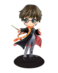 Banpresto Qposket Harry Potter with wand