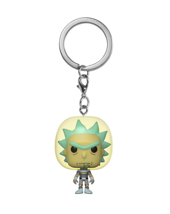 Pocket Pop! Keychain - Rick & Morty - Space Suit Rick