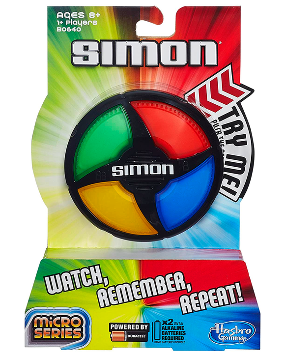 Simon pocket