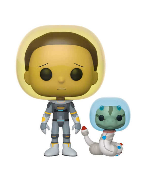 Funko Pop! Rick & Morty - Space Suit Morty #690