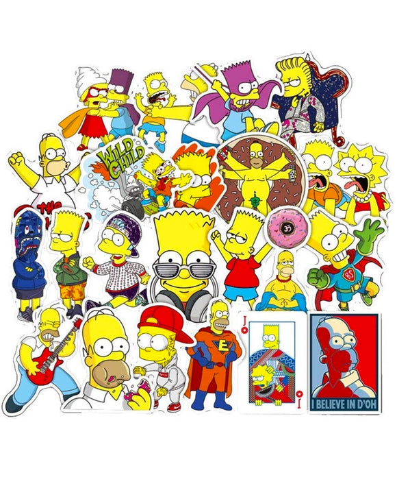 Stickers The Simpsons