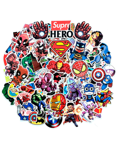 Stickers Superhéroes