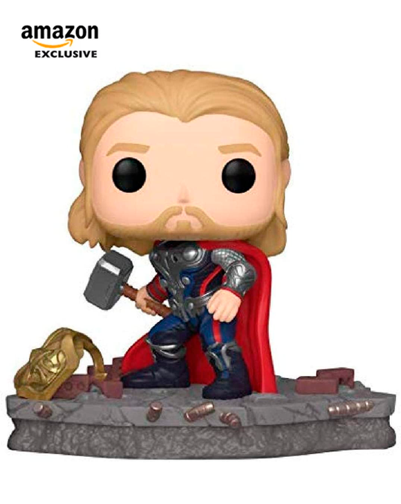 Funko Pop! Marvel Avengers - Thor #587 Amazon Exclusive 6