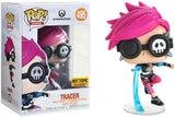 Funko Pop! Games Overwatch - Tracer #495 Hot Topic Exclusive