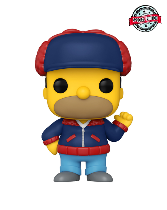 Funko Pop! The Simpsons - Mr. Plow #910 Special Edition