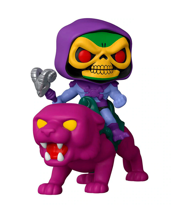 Funko Pop! Rides - Masters Of the Universe - Skeletor on panthor #98