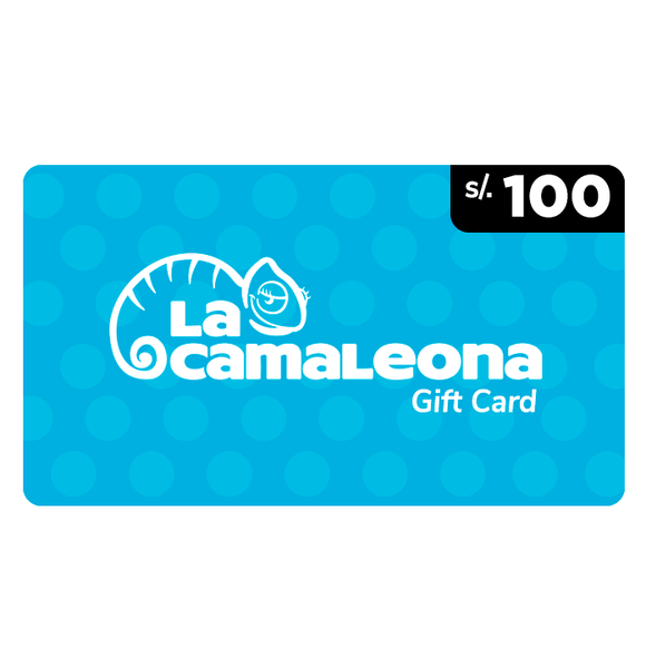 Gift Card - S/.100