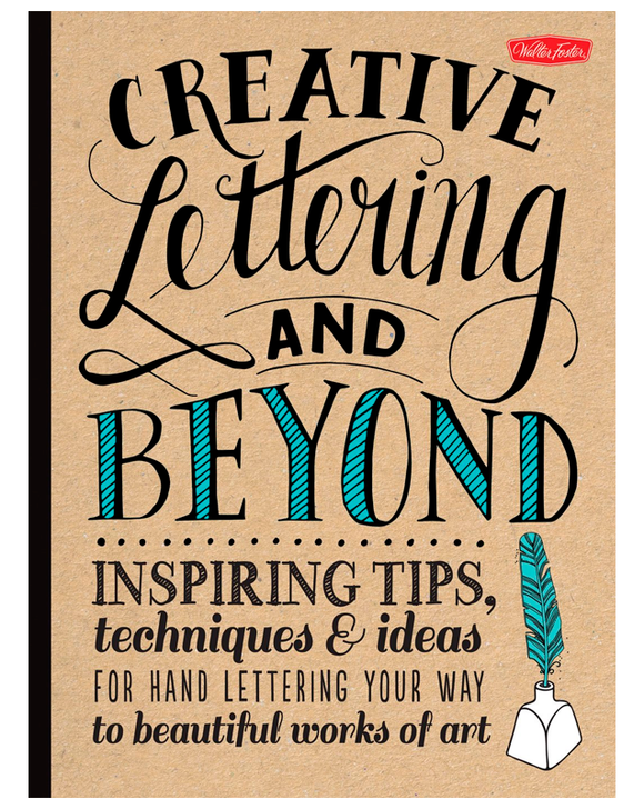 Libro Creative Lettering and Beyond