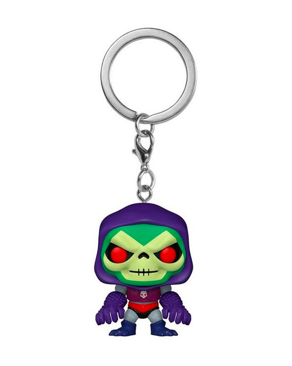 Pocket Pop! Keychain - Masters of the Universe -Skeletor with Terror Claws