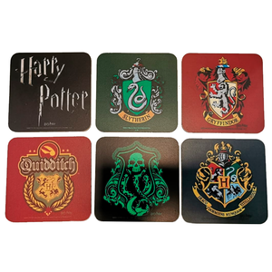 Pack Posavasos Harry Potter