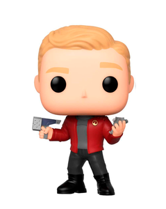 Funko Pop! Black Mirror - Robert Daly #943