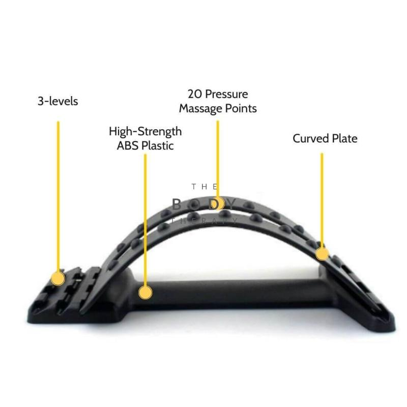 BackRight® Pain Relief Back Stretcher