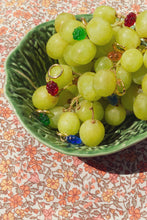 Load image into Gallery viewer, Grape Mini Hoop Earrings