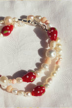 Load image into Gallery viewer, Strawberry Necklace