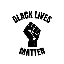 "Load image into Gallery viewer, Face Masks in ""Black Lives Matter""  (pack of 12)"