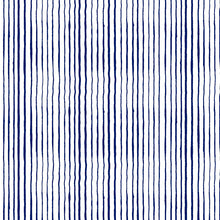 Load image into Gallery viewer, Face Masks in Common Stripe in dark blue  (pack of 12)