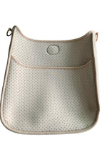 Load image into Gallery viewer, Perforated Neoprene Messenger Bag by Ahdorned