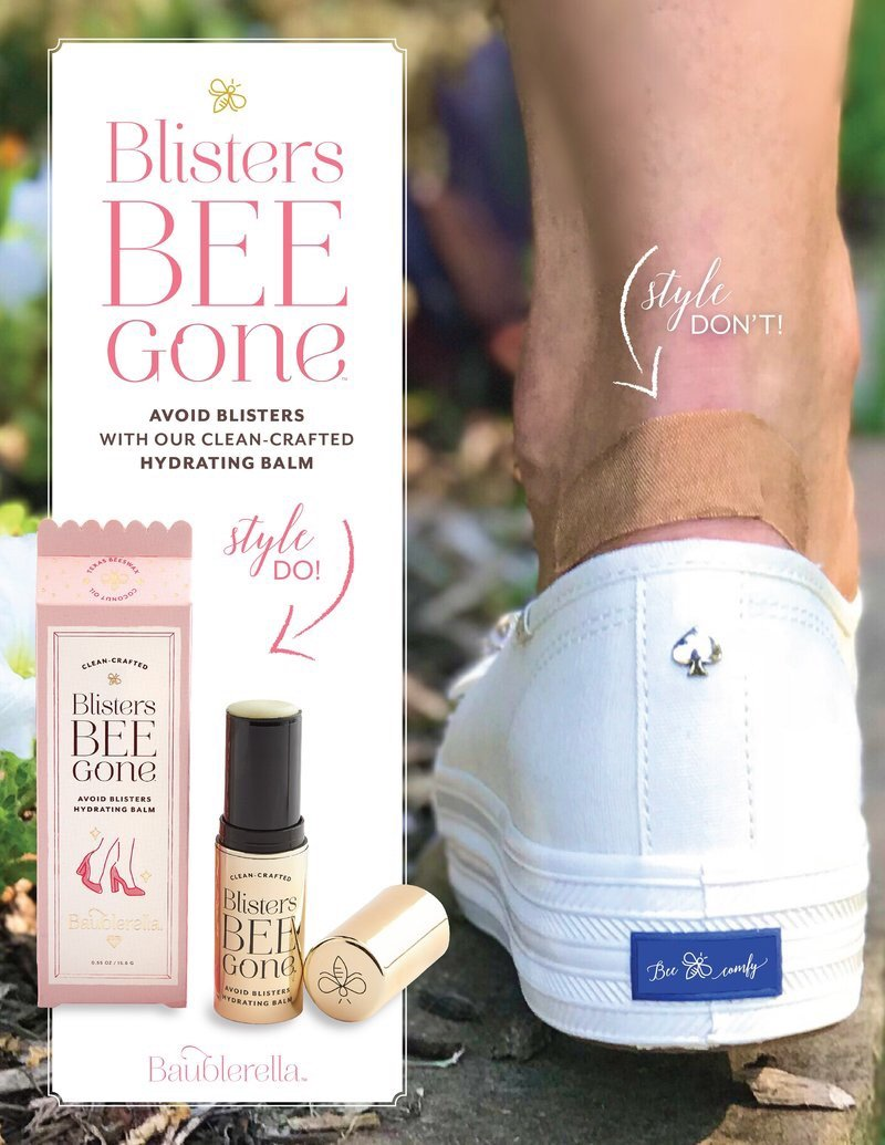 Blisters Bee Gone by Baublerella