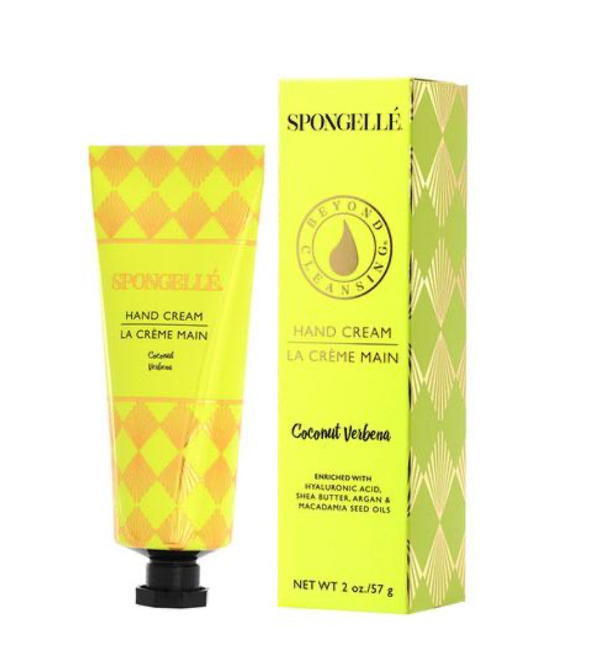 Hand Cream by Spongelle
