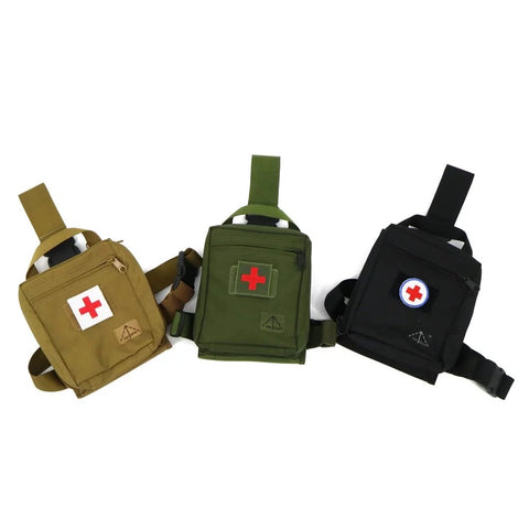 TOP GEAR #EMT1 Emergency Medical Thigh Pouch