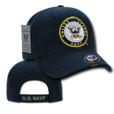 US Navy logo Cap with shadow effect