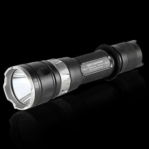JETBEAM RRT2 RAPTOR 2080Lm Rechargeable Flashlight