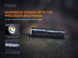 Fenix E01 V2.0 Mini Keychain Flashlight