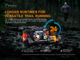 Fenix HM65R-T LIGHTWEIGHT MAGNESIUM TRAIL RUNNING HEADLAMP
