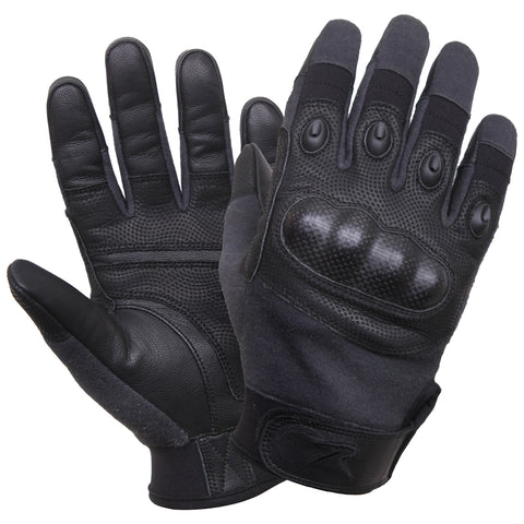 ROTHCO 碳纖維硬指節抗割/抗火手套 Carbon Fiber Hard Knuckle Cut/Fire Resistant Gloves