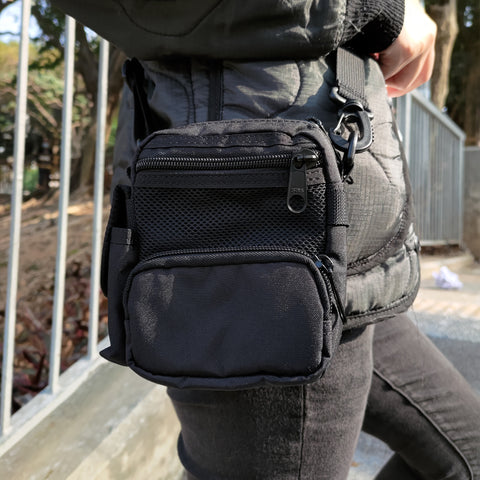 TOP GEAR #306M EDC WAIST/SHOULDER POUCH