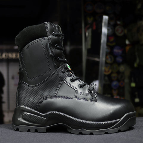 "5.11 Tactical A.T.A.C. 8"" Water-proof Side-zip Shield Boot"