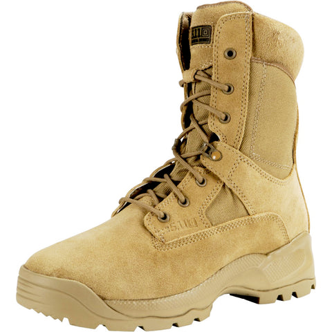 "5.11 Tactical A.T.A.C.® 8"" Side-Zip Coyote Boot"