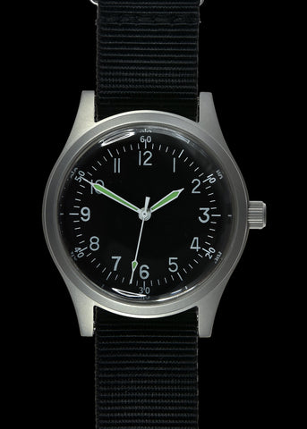 MWC A-11 1940s WWII Pattern Military Watch (Automatic)
