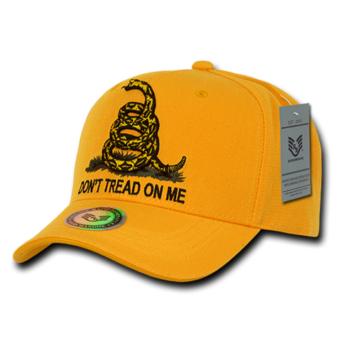 """Don't Tread on Me"" Cap"