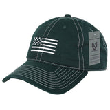 美國旗鴨舌帽 (白線) USA Flag Cap (with white line)