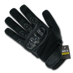 Carbon Fiber Knuckle Tactical Glove