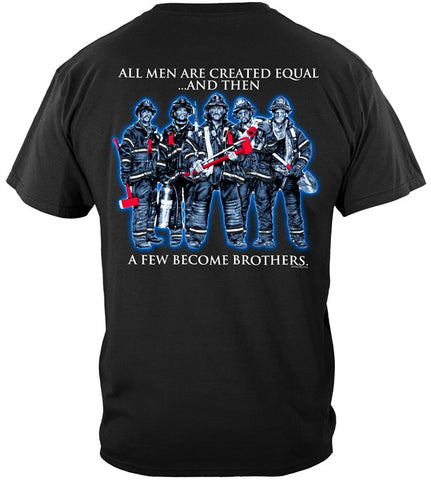 Firefighter Series T-shirt, Brotherhood (JB54)