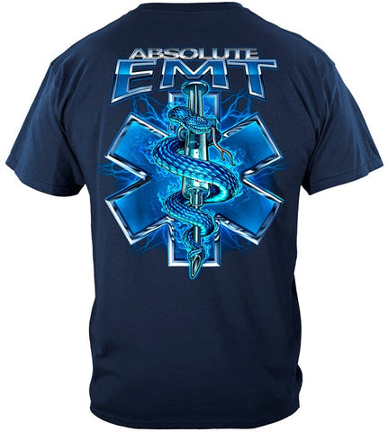 EMT Series T-shirt, Absolute (JB20)