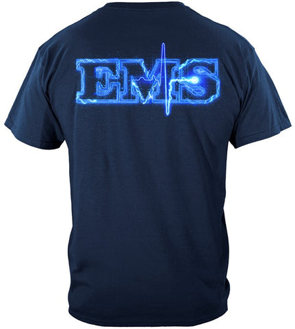 EMT Series T-shirT, EMS Full Print (JB10)