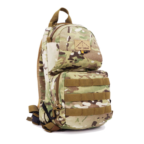 TOP GEAR #603 MOLLE 突擊背包 #603 MOLLE ASSAULT BACKPACK