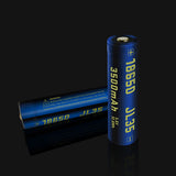 JETBEAM JL35 18650 3500mAh 3.7V Protected Lithium Ion Battery