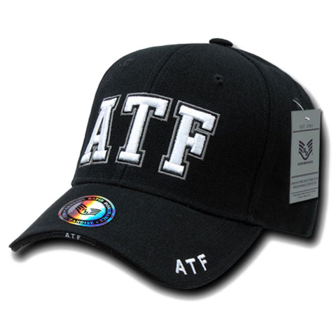 US ATF Embroidered Cap